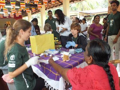 Op het geneeskunde project in Sri Lanka doe je een waardevolle medische ervaring op en leer je meer over de gezondheidszorg in een ontwikkelingsland