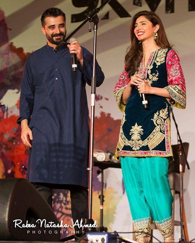 #Tbt Hamza Ali abbasi & Mahira khan at #Shaukatkhanum gala dinner! 😍✨ - - #Hamzaaliabbasi #Mahirakhan #Followus ✨