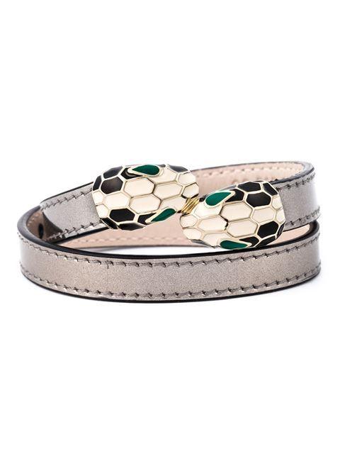 20 Best Bulgari Leather Bracelets ️ Images On Pinterest