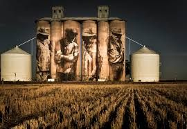 Image result for silo art