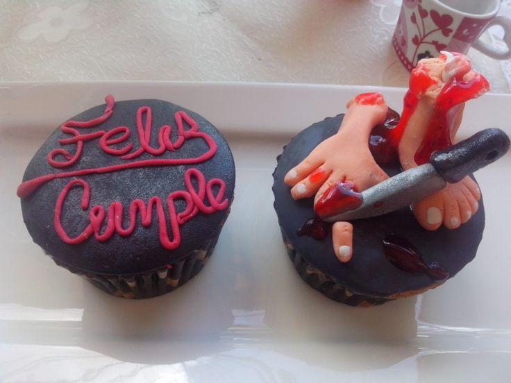 Cupcakr halloween