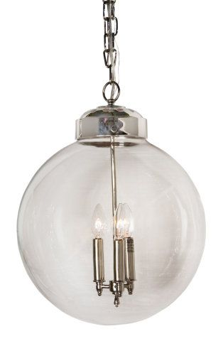 Large Nickel Finish Globe Pendant Large Pendants Ceiling Lights Toronto Bath And Vanity