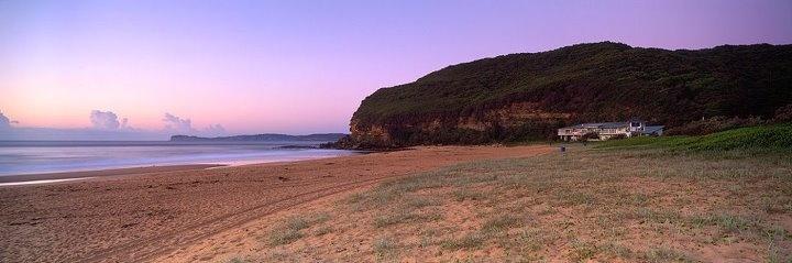 Killcare Beach - photo by Matt Lauder