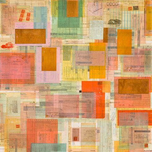 'Paper Trail'  Gavin Zeigler- luminous