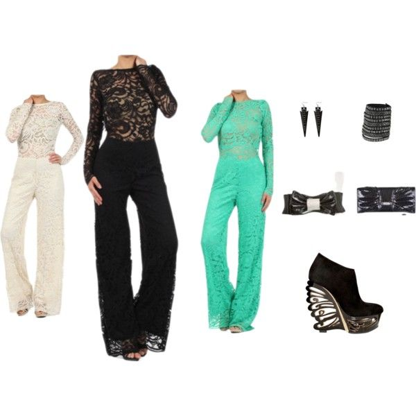 """""""Date Night"""" by primadnd Purchase Jumpsuit handbag and belt from primadnd"""