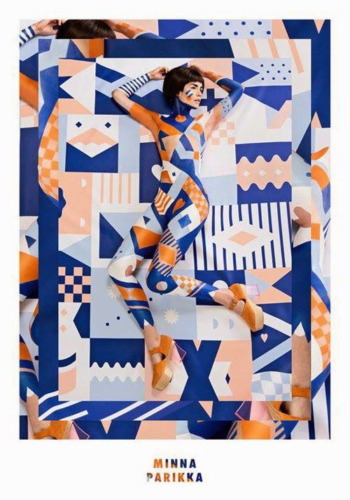 Le Cornacchie Della Moda: VISUAL ARTS / WHEN GRAPHIC BECOMES REAL