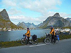 Visit Lofoten - Lofoten Startside - TEMA: På sykkel gjennom Lofoten