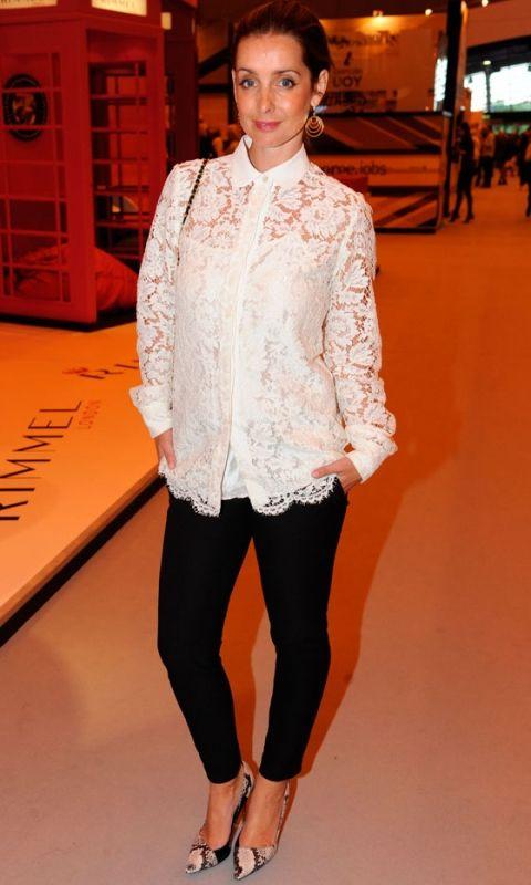 Louise Redknapp At The Graduate Fashion Week Gala, 2012