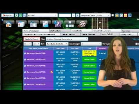Payroll Software - Zambion Reports and Payroll Software