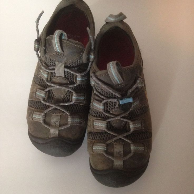Keen Womens Size 5 Atlanta Cool ESD Steel Toe Shoes Style Brown Size 5 Hike    eBay