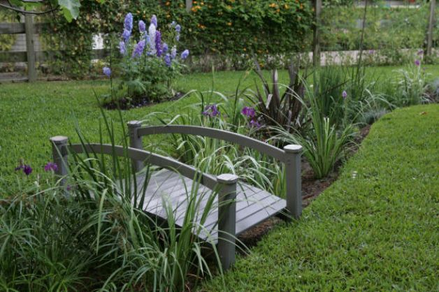 "Creating a ""Swell"" in your yard is an  efficient, eco-friendly way to save rain water for a food garden or a beautiful landscape."