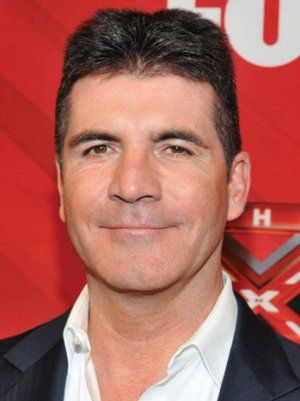 Simon Cowell in 'X Factor' Auditions in U.K. After Mother's Death - Hollywood Reporter - The Hollywood Reporter