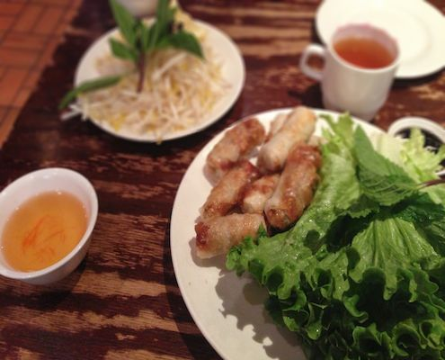 Maeve Gately tries out Pho Grand, a Vietnamese restaurant in New York City.  By Maeve Gately