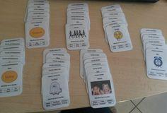 Un jeu pour réviser la grammaire en s'amusant : jeu des 7 familles grammaticales