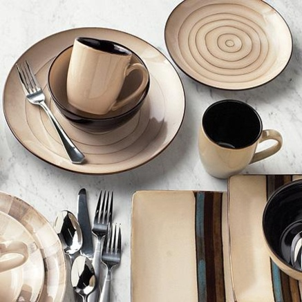 Cuisinart® Micro 16 Piece Dinnerware Set