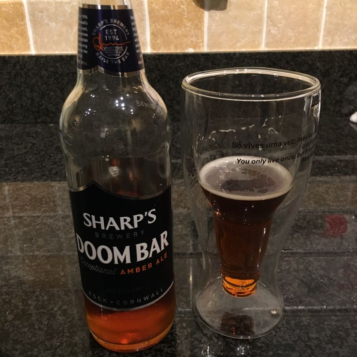 Sharp's Doom Bar in a bottle