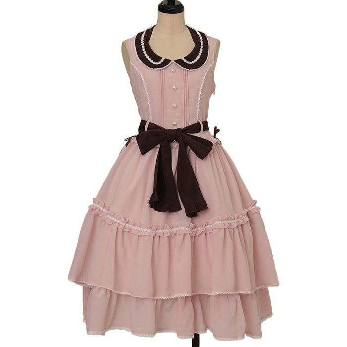 British Detective Mysteria Emily Jumper Skirt  metamorphose  https://www.wunderwelt.jp/en/products/w-26761    Worldwide shipping available ♪   How to order ↓  https://www.wunderwelt.jp/en/shopping_guide  * Japanese online shop for second-hand Lolita Fashion *Wunderwelt *