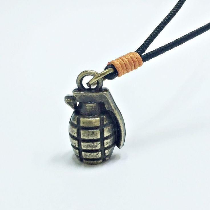 colar masculino pingente granada mens necklace style fashion cocar brasil