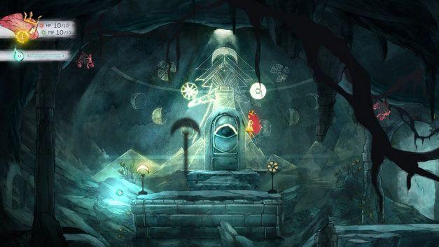 Child Of Light PS 4 spel