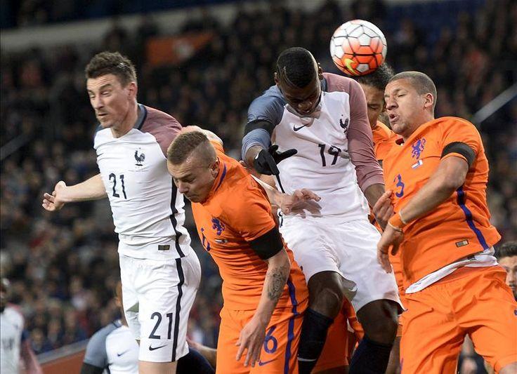 Netherlands 2 - 3 France - Fresh Highlights