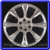 Cadillac Escalade 2014 Wheels & Rims Hollander #5410 #Cadillac #Escalade #CadillacEscalade #2014 #Wheels #Rims #Stock #Factory #Original #OEM #OE #Steel #Alloy #Used