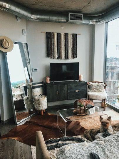 Cozy Apartment Living Room Design