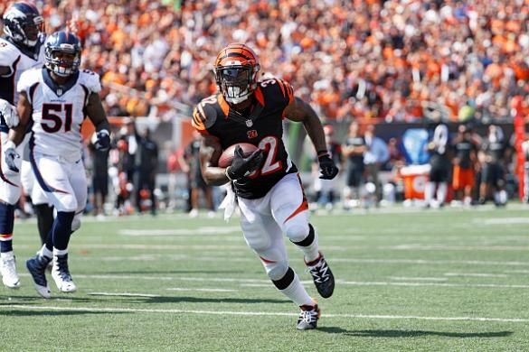 2016 NFL Fantasy Football Lineup Decisions: Week 5 - Colby Conway