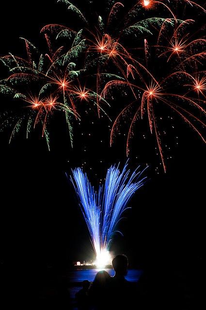 Vuurwerk Scheveningen 2009