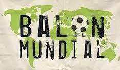 Banner di una delle prime edizioni di Balon Mundial  alon Mundial utilizza il calcio come strumento di incontro tra le diverse culture e usa il linguaggio universale dello sport per lottare contro ogni tipo di discriminazione. #BalonMundial #uniticontroilrazzismo #mettiingiocoledifferenze