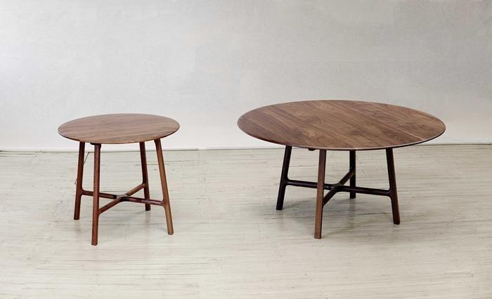 arp circular dining table