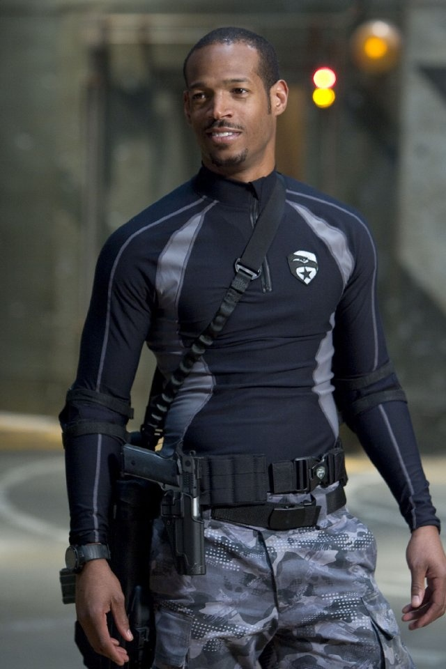 Still of Marlon Wayans in G.I. Joe: The Rise of Cobra