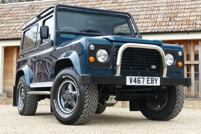 1998 LAND ROVER DEFENDER 90 For Sale in Ailsworth, Peterborough