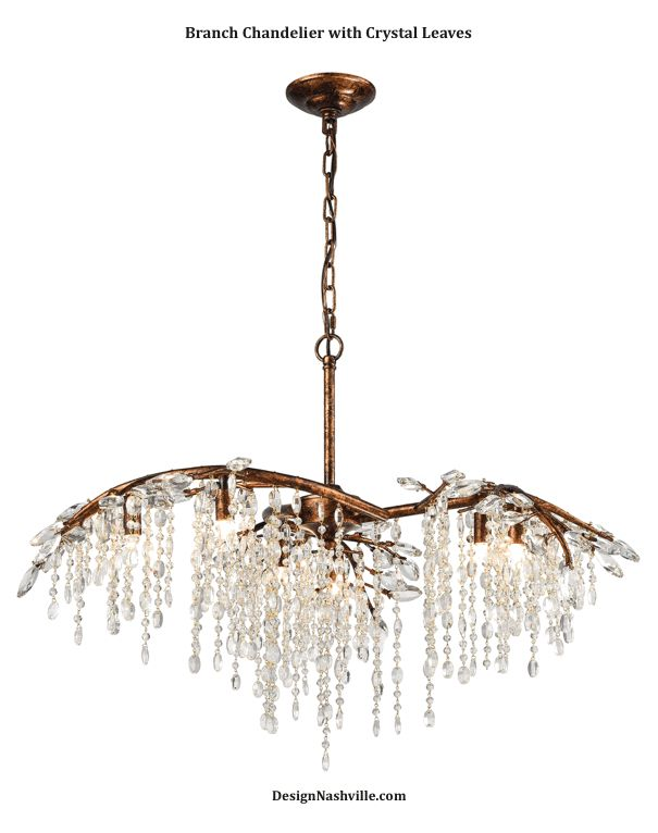 Best 20 Branch chandelier ideas on Pinterest