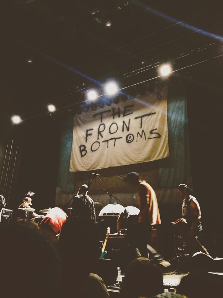kaptionless:  The Front Bottoms // Rams Head Live // 6•25•14
