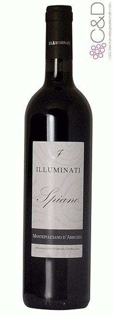 Folgen Sie diesem Link für mehr Details über den Wein: http://www.c-und-d.de/Abruzzen/Montepulciano-d-Abruzzo-Spiano-2013-Illuminati_71840.html?utm_source=71840&utm_medium=Link&utm_campaign=Pinterest&actid=453&refid=43   #wine #redwine #wein #rotwein #abruzzen #italien #71840