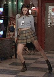 Empire Records - one of my all time faves