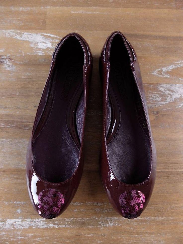 auth ALEXANDER MCQUEEN patent leather ballet flats - Size 6 US / 4 UK / 37 EU   Clothing, Shoes & Accessories, Women's Shoes, Flats & Oxfords   eBay!