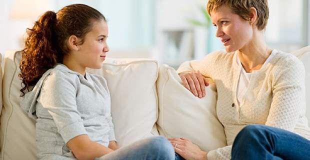 Παιδιά και έφηβοι: Οι δύσκολες συζητήσεις με τους γονείς