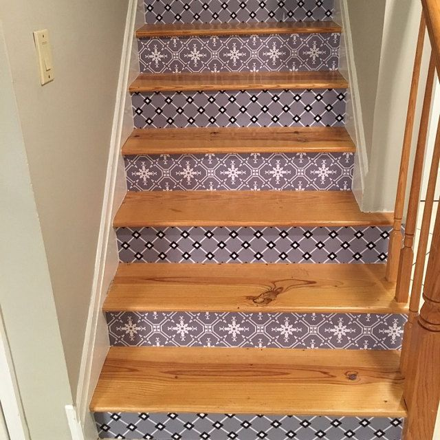 Exceptional Ashley Kokotos Added A Photo Of Their Purchase · Stair RisersEtsy ...
