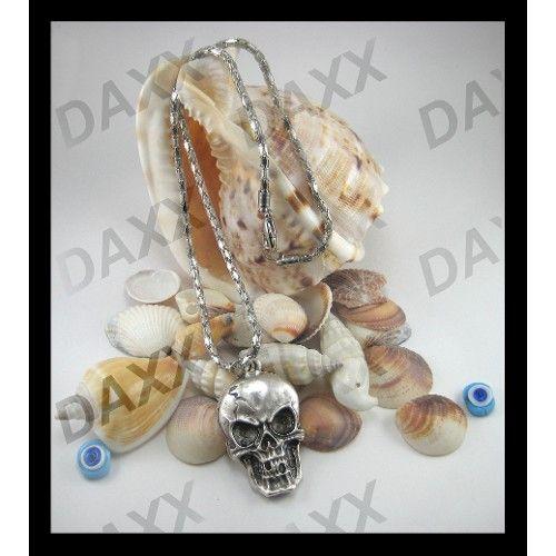 Daxx, şık zincirli kuru kafa kolye ürünü, özellikleri ve en uygun fiyatların11.com'da! Daxx, şık zincirli kuru kafa kolye, taşsız kolye kategorisinde! 51438899