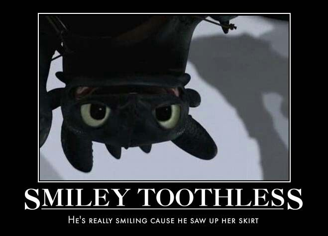 Wow. Whoever made this pin is perverted. lol Toothless ...