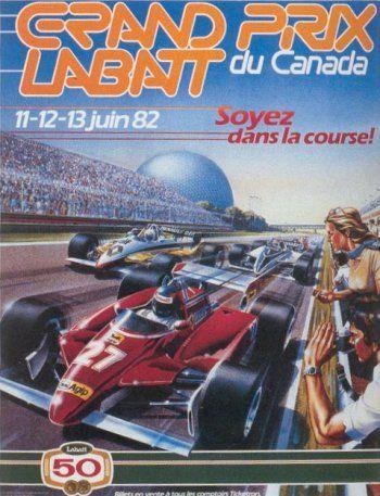 Grands Prix Canada • STATS F1
