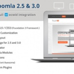 Screencast TouchM Responsive Multi-purpose Joomla Template