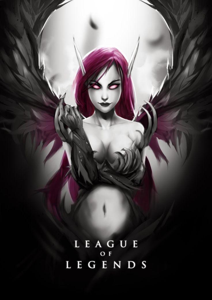League of Legends by Wacalac on deviantART