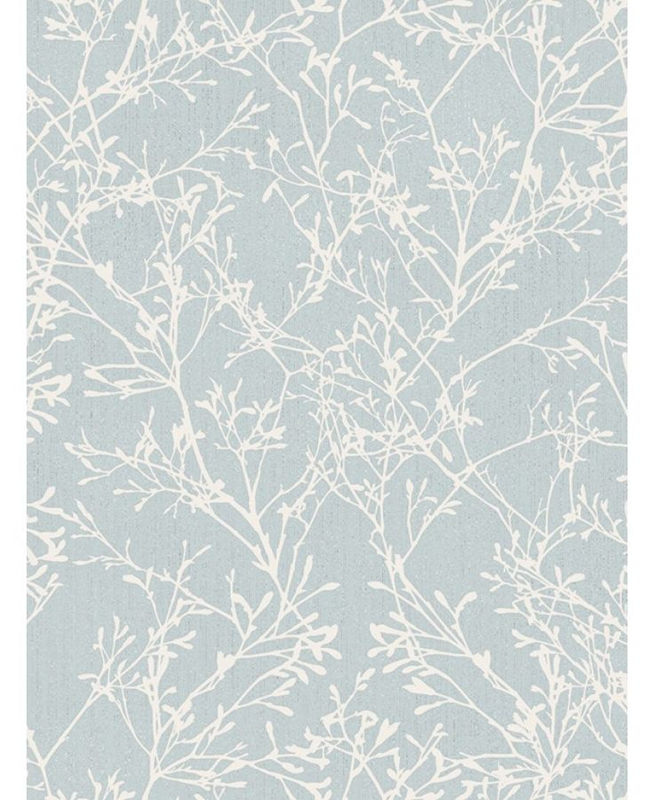 Fine Decor Tranquillity Tree Wallpaper   Duck Egg   Silver FD41713. 17 Best ideas about Tree Wallpaper on Pinterest   Bedroom