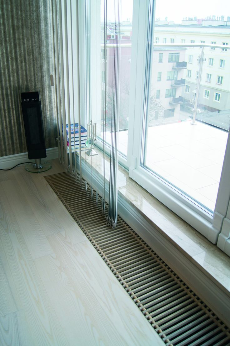 TheDQ Trench Heatingsystem with