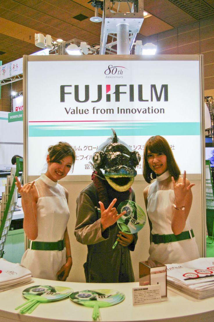 JP展にお越しの皆様、ありがとうございました!http://ameblo.jp/hangyo-kun/entry-11858935936.html