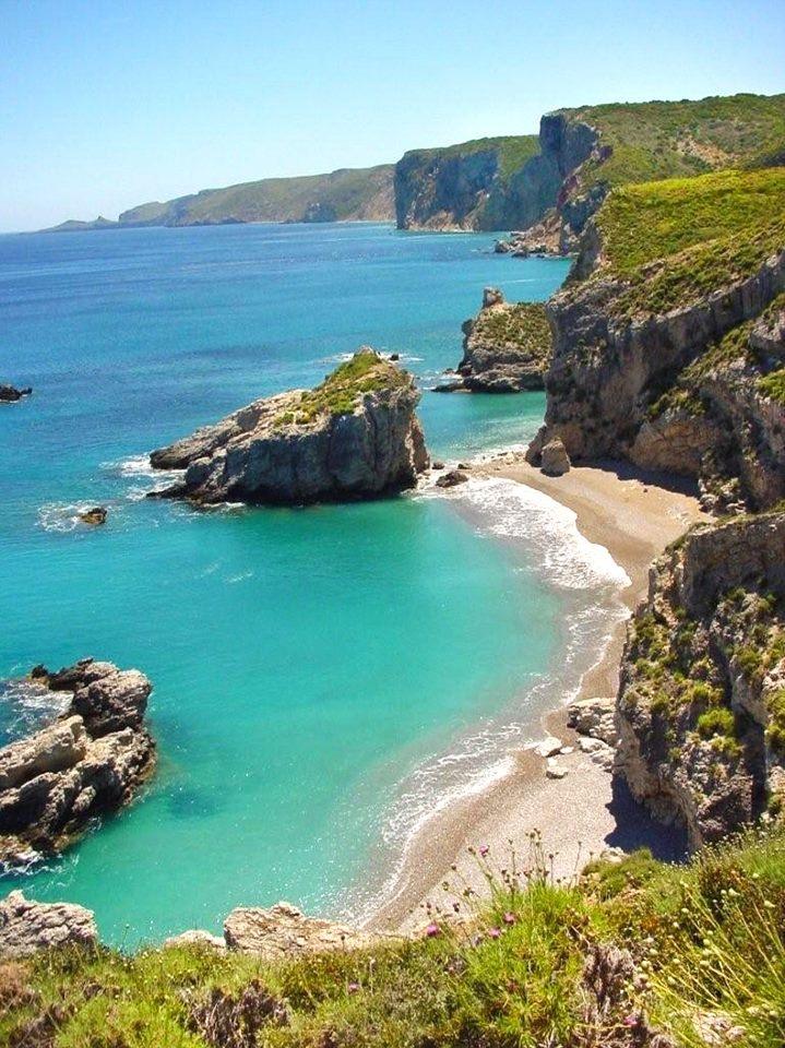 Kythera island,Kaladi beach..