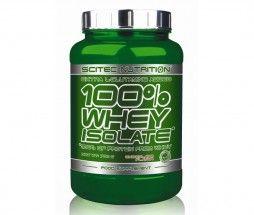 Proteine 100% Whey Isolate - concentratie peste 83%