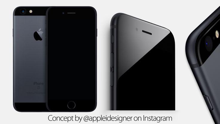Este es un concepto de iPhone 7 que me encantaría ver hecho realidad - http://www.actualidadiphone.com/este-concepto-iphone-7-me-encantaria-ver-hecho-realidad/